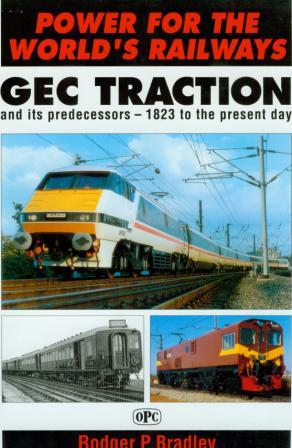 GEC TRACTION - web page