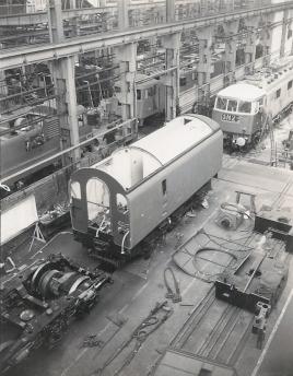 GT3 Tender at Vulcan Foundry
