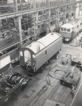 GT3 Tender at Vulcan Foundry