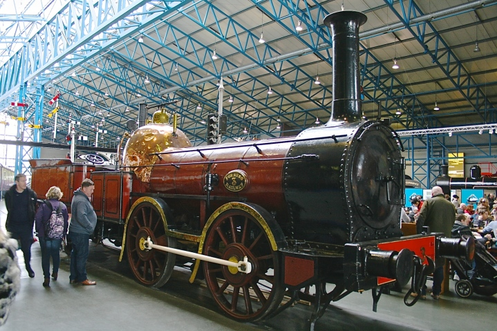 Coppernob at York NRM