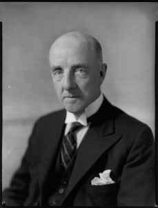 NPG x152307; Sir Harold Spencer Morris by Bassano