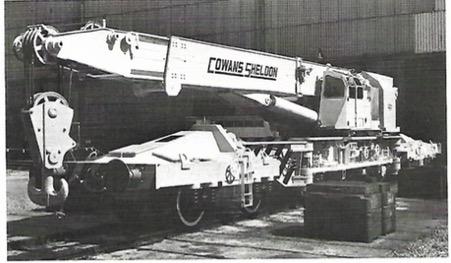 BR Heavy Duty Crane
