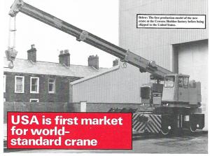 USA Crane 1982