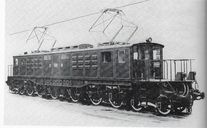 Japan Railway Loco