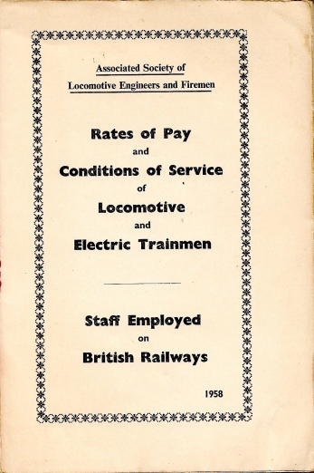 ASLEF Conditions 1958_1