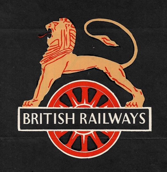BR 1948 Lion & Wheel