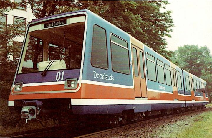 DLR Original No. 1