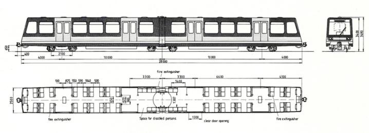 DLR Train Diagram