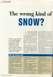 March 1993 - Wrong Kind of Snow - 2