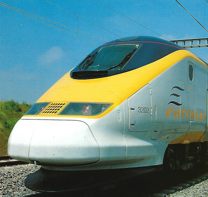 TGV Eurostar - GEC photo