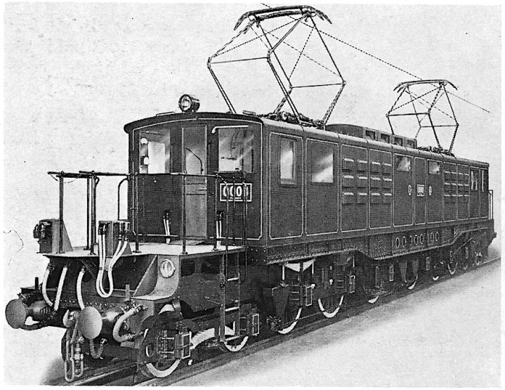 100 ton express passenger Japan