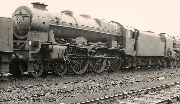 Royal Scot 46152 - Lens of Sutton:RPB COLLECTION-26
