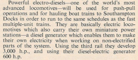 ASLEF Journal Extract 1964