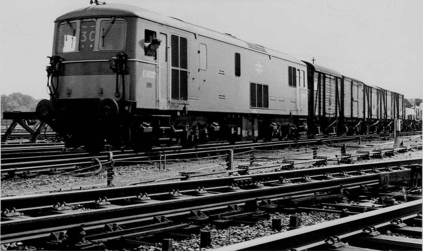 EE Class 73:2 No 6021