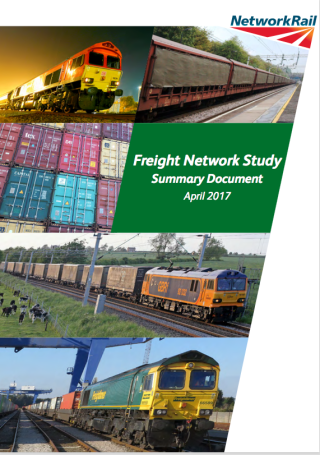 Freight Network Study Cover