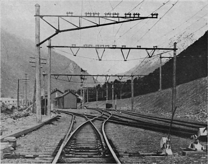 Track & Overhead