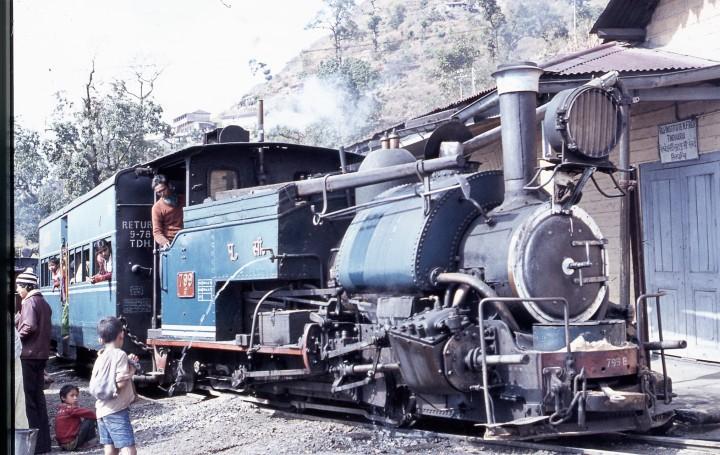 DHR Class B 0-4-0ST copy