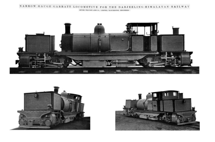 DHR Garratt No.31 copy