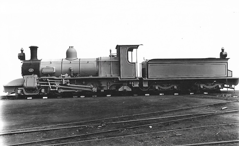 North British Order L587 copy