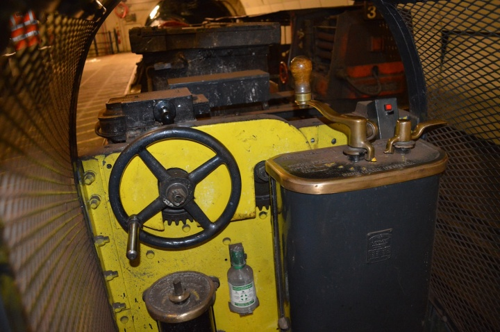 Driver's cab