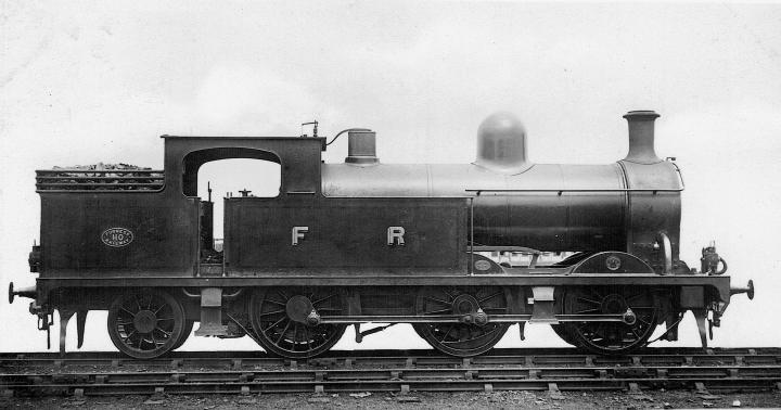 Furness Railway (UK) - FR 0-6-2T copy