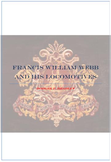 FW Webb COVER
