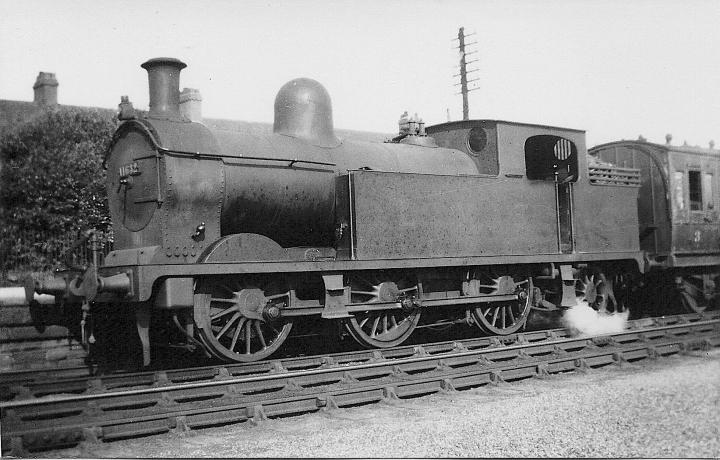 L2 Class 0-6-2T at Barrow