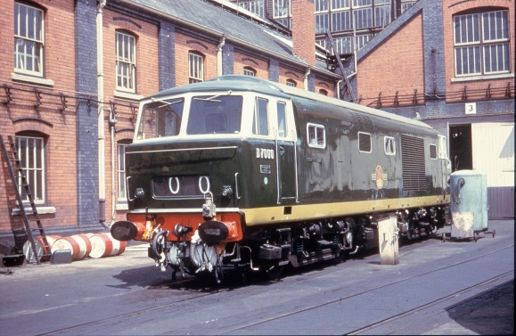 Swindon - first Hymek 26391534468_e2d2807eb1_o