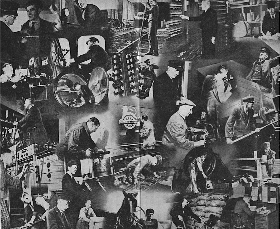 1953 jobs montage