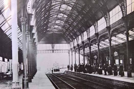 morecambe northumberland street station - ken ludlam facebook copy
