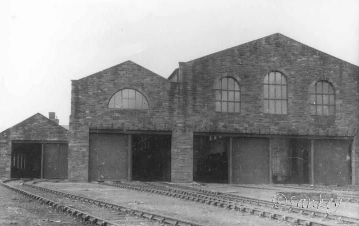 Furness Railway Works Barrow