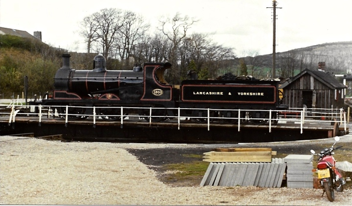 Aspinall 3F 0-6-0_Carnforth 1979