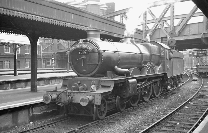 Castle 7007 'Great Western'