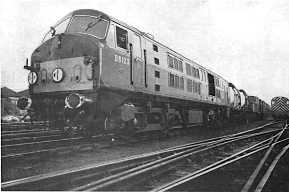 D6123 from Paxman booklet