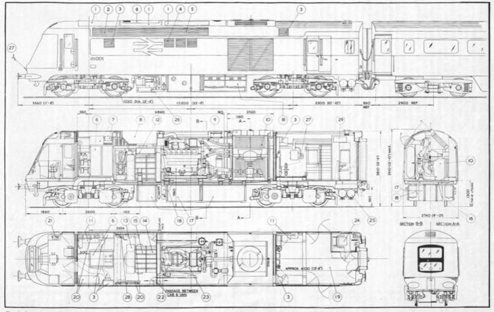 Paxman Prototype HST
