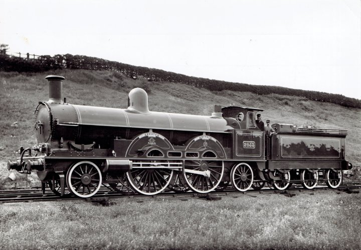 Greater Britain 2-2-2-2 Compound