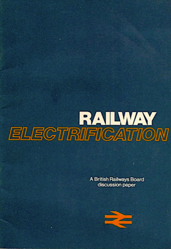 Rly Electrification Cover
