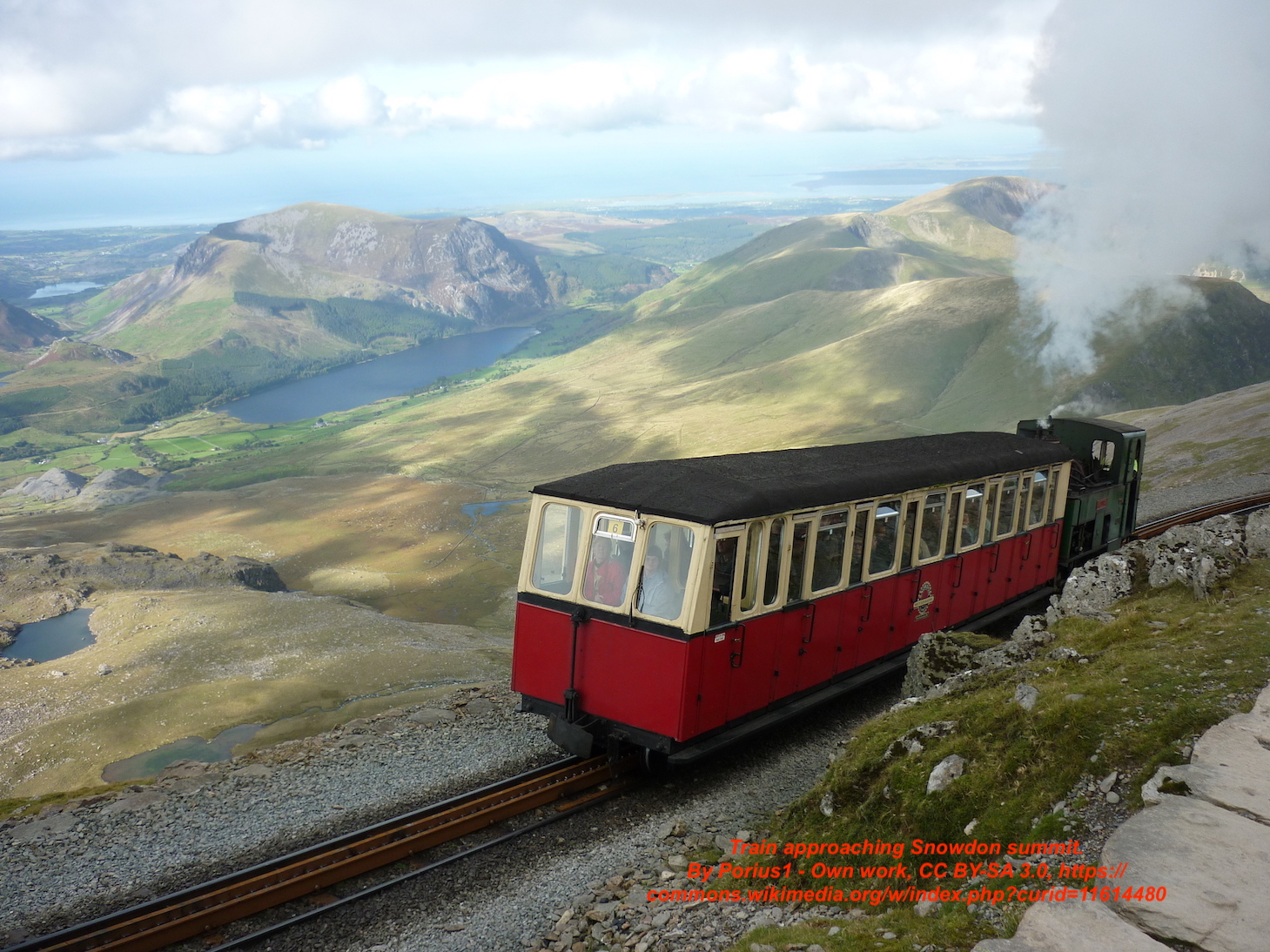 TrainatSnowdonSummit copy
