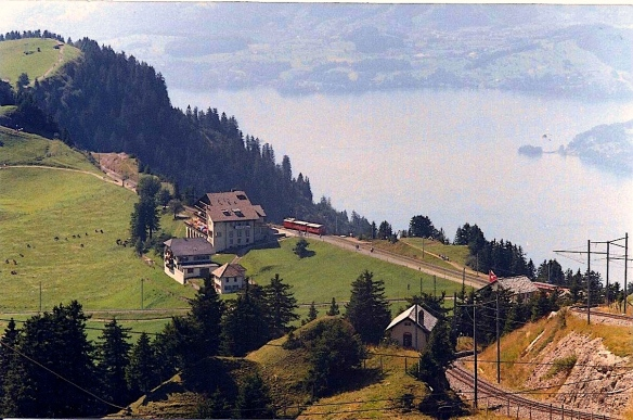 Vitznaurhof & Rigi 1989-1
