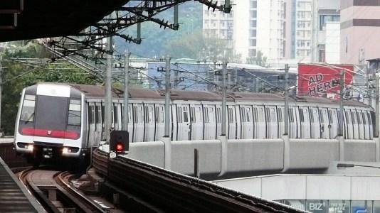 MTR-train