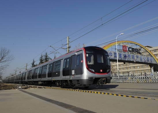 MTR_first_Q-train_in_Qingdao_Sifang_factory_test_track