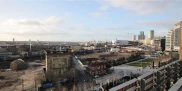 Birmingham Curzon Street Site 2020
