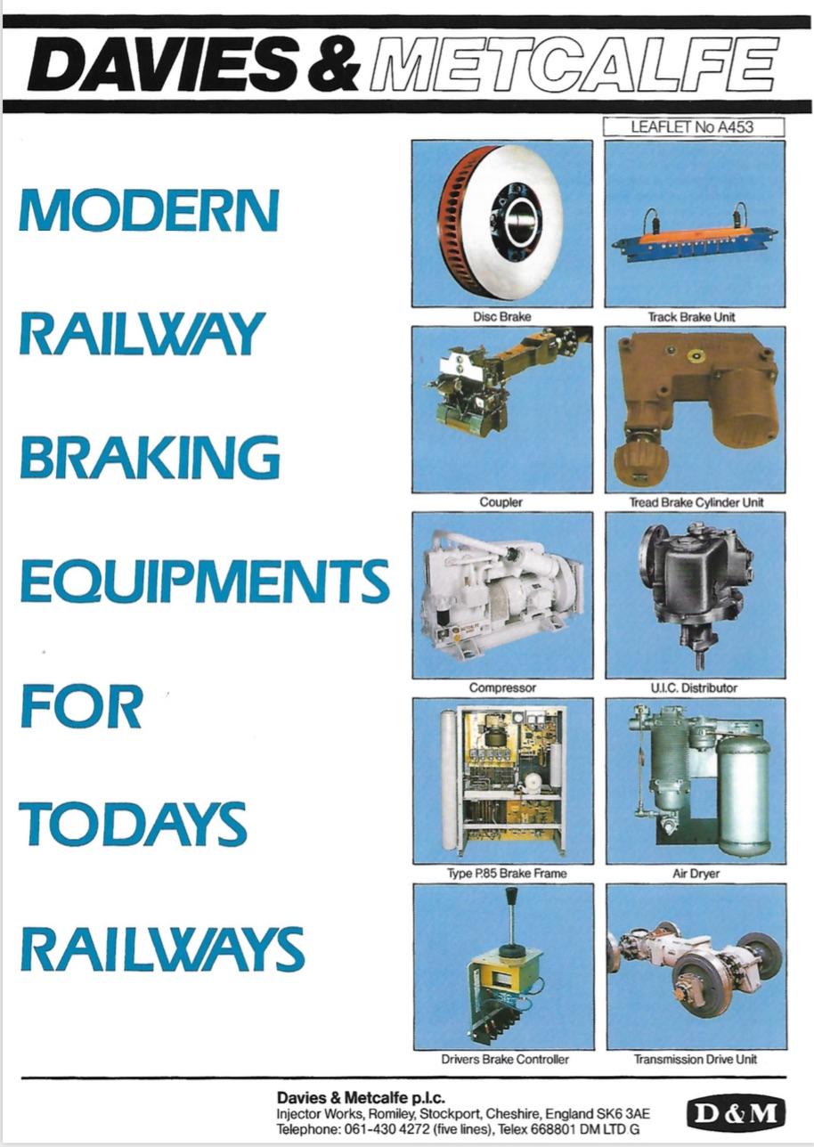 D&M Braking kit