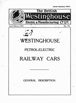 Britisah Westinghouse - cover image