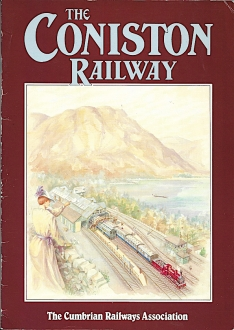 Coniston Railway book cover