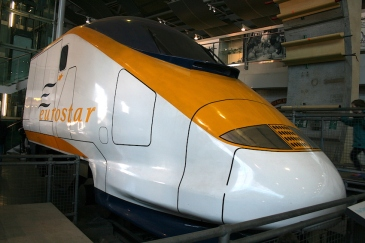 Eurostar Nose at NRM_RPB picture
