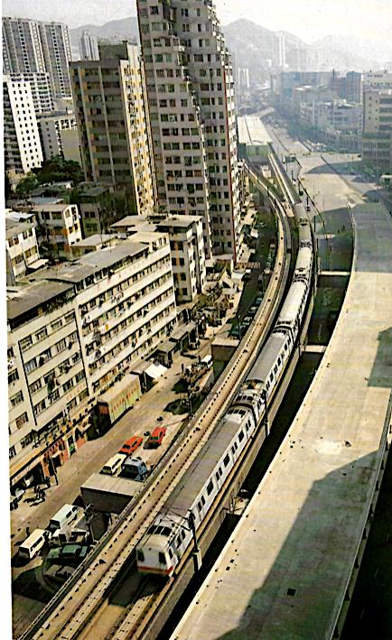 Homg Kong MRT