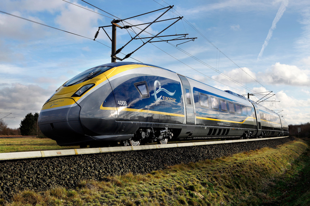 Velaro-Hochgeschwindigkeitszüge: Eurostar e320 / Velaro Eurostar e320 high-speed trains