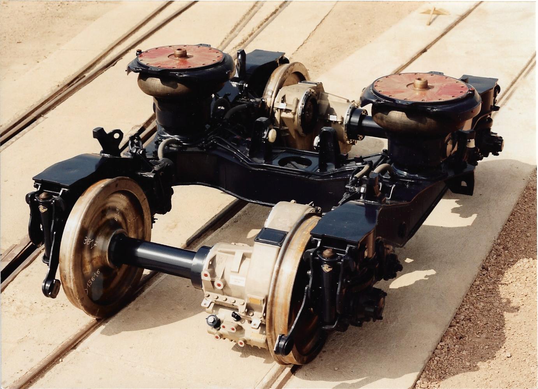 Motor Bogie