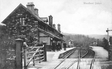Woodland Station